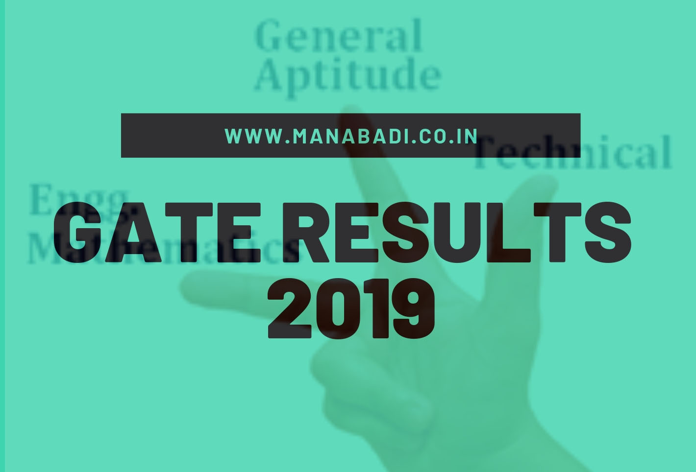 GATE 2019 Results