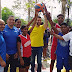 Inauguran torneo nacional de basket 3x3  Participan cerca de 25 equipos a nivel nacional y dedicado al empresario Raffy Paz