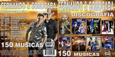 VIVO SOROCABA 2009 CD - E BAIXAR VENDAVAL FERNANDO AO