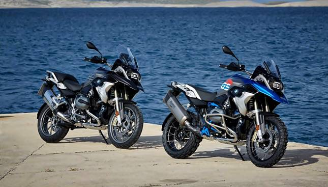 2017 BMW R1200GS xDrive Hybrid with All-Wheel Drive Reviews