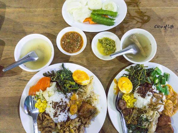 [MYANMAR] - Food to eat in Mandalay