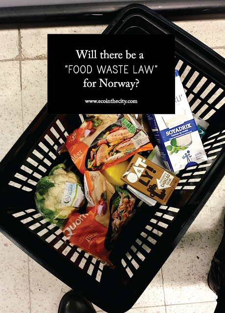 "Will there be a ""food waste law"" for Norway?"