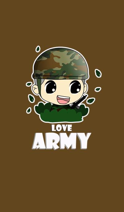 รักทหาร