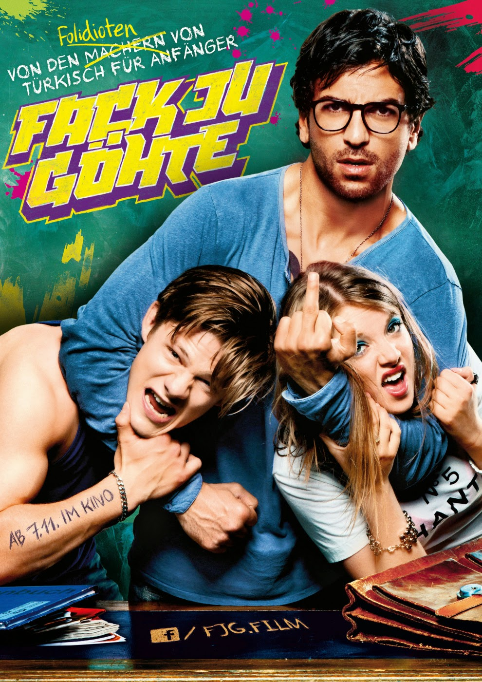 Fack Ju Gohte 2013 Brrip ταινιες online seires oipeirates greek subs