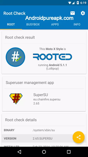 Root Check Premium Apk