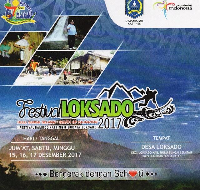Festival Loksado 2017 Siap Digelar