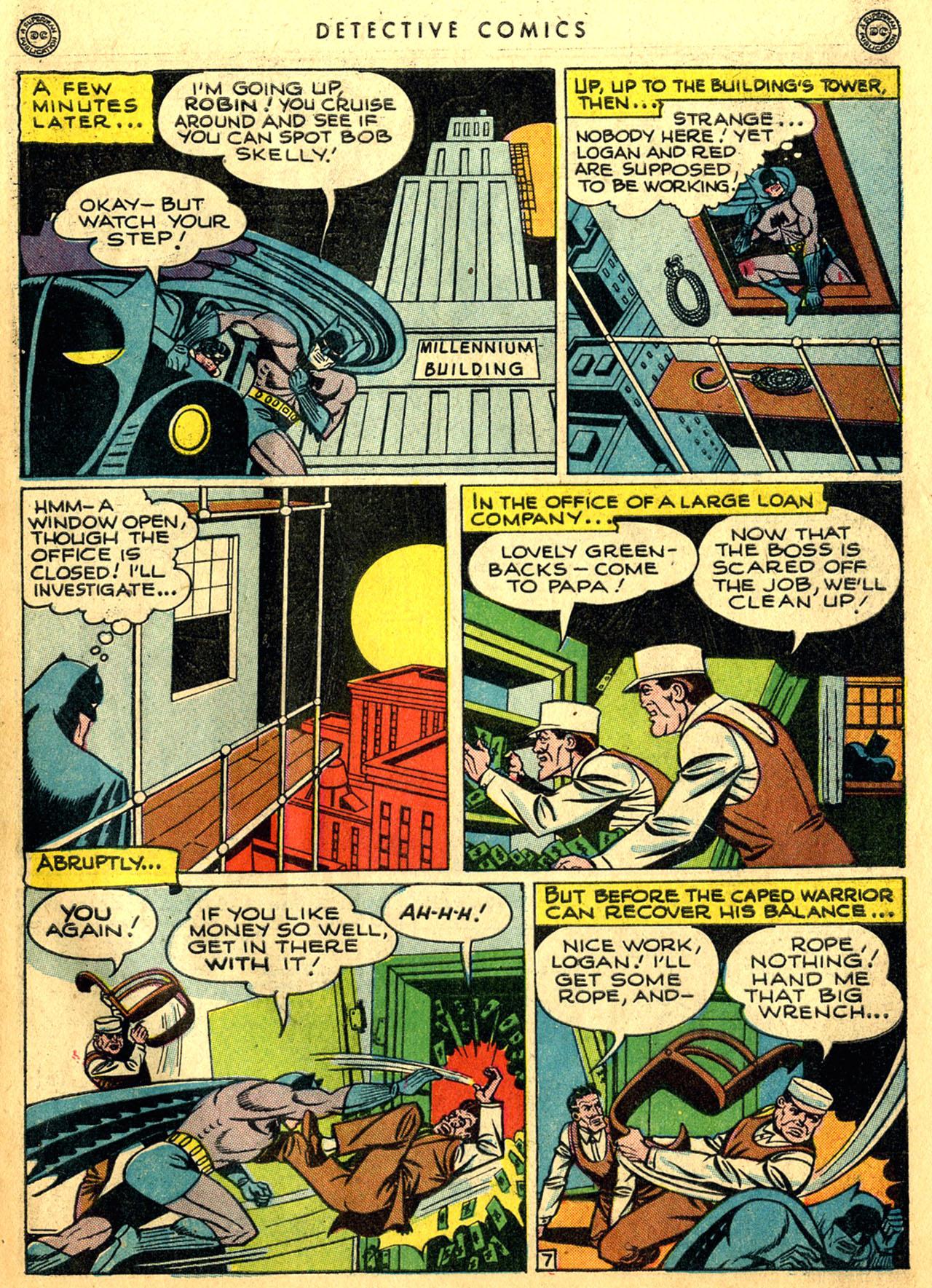 Detective Comics (1937) 117 Page 8