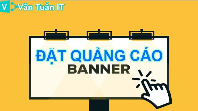 Đặt quảng cáo Banner