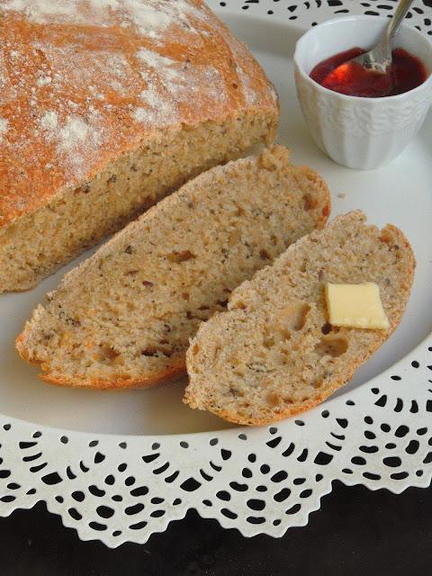 3 Seeded Spelt Bread
