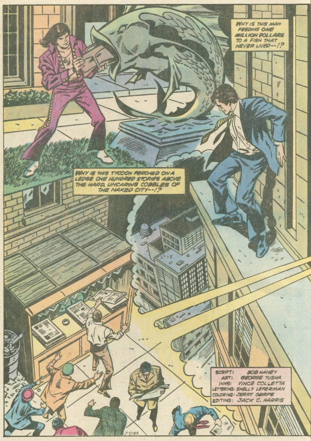 Read online World's Finest Comics comic -  Issue #252 - 5