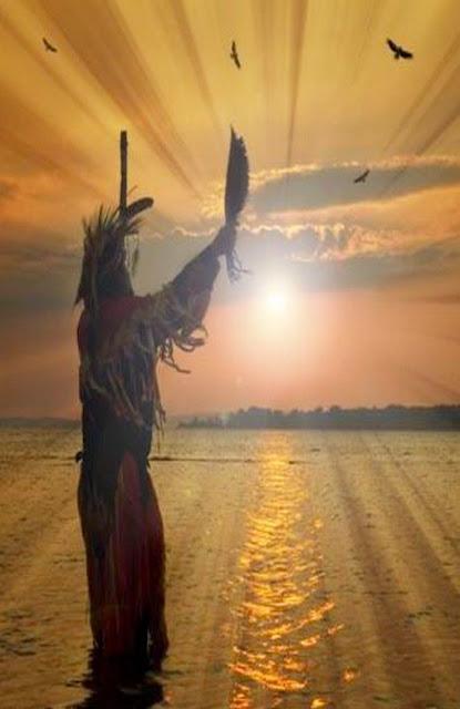 Native American Morning Prayer