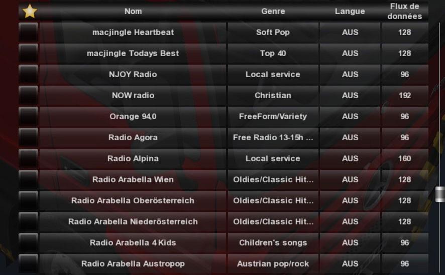 Sounds - Austrian Radios