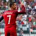 Cristiano Ronaldo surpasses Pele after hat-trick for Portugal