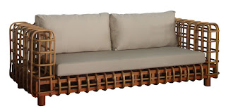 sofa 3 plazas salon ratan