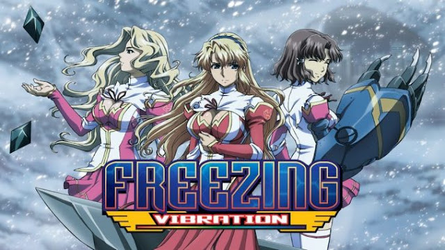Freezing Vibration BD Batch Sub Indo