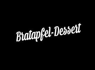 Kostenloser Download: Rezept für veganes Bratapfel-Schichtdessert zu Weihnachten