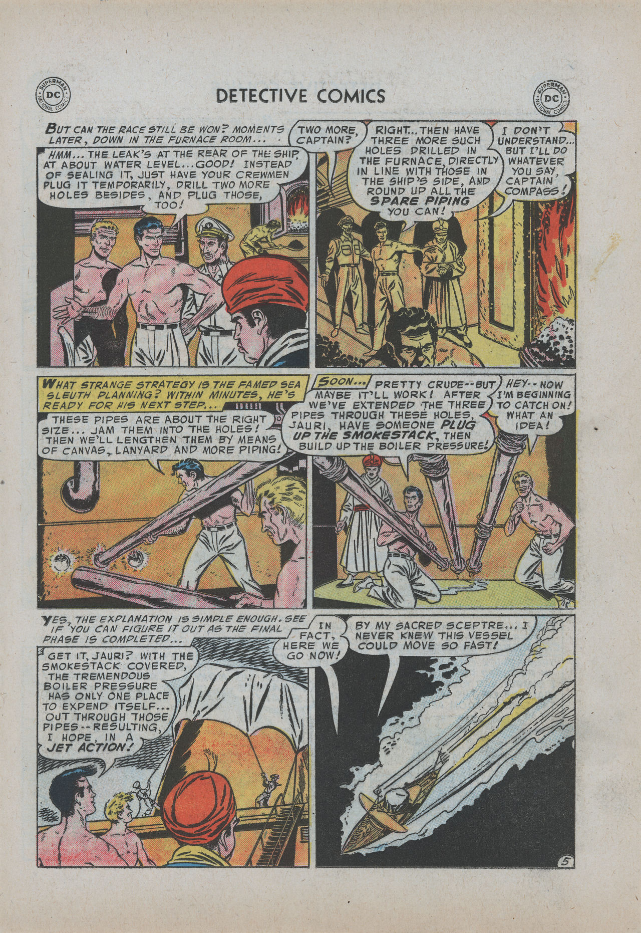 Detective Comics (1937) 223 Page 21