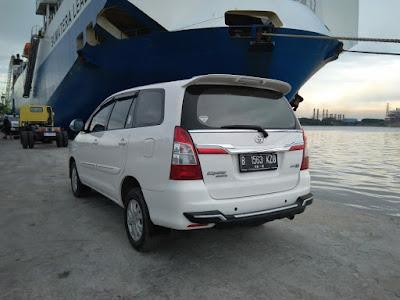 Jasa Ekspedisi Kirim Mobil Via Laut