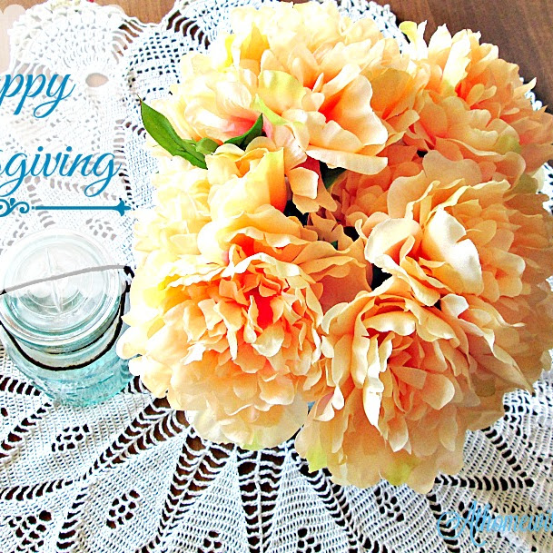 Thanksgiving Reflections & Wishes