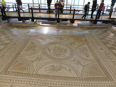 fishbourne roman palace west sussex