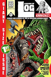 Legends Of Log Giant Sized Annual
