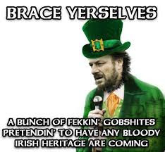 Happy St patricks day memes 2018