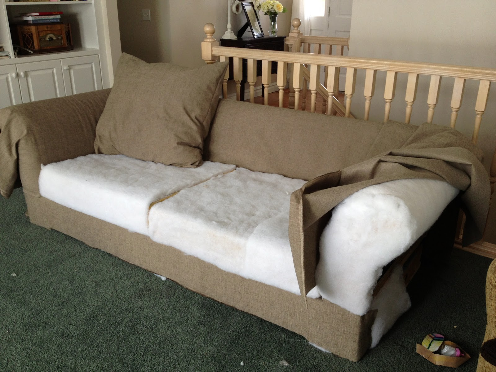 reupholster sofas uk ahf lowestoft do it yourself divas diy strip fabric from a couch and