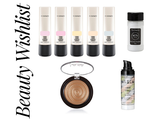 My May Beauty Wishlist