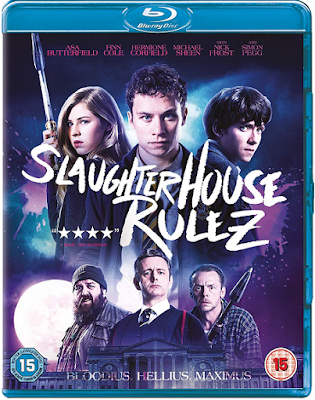 Slaughterhouse Rulez [2018] [BD25] [Latino]