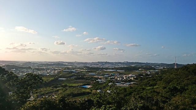 沖縄本島南部の景色の写真