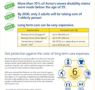 Aviva Long Term Care - Eldershield