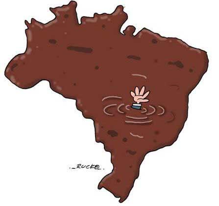 Brasil de Lama