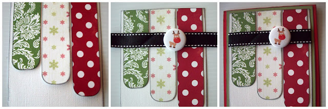Merry Christmas Card Tutorial on www.summerscraps.com