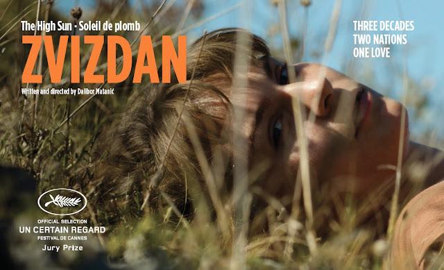 Cartel de la película croata Bajo el sol