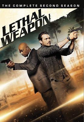 Lethal Weapon Season 2 Dvd