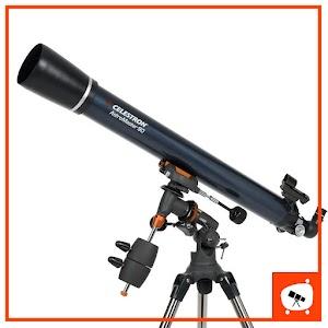 Teleskop Celestron AstroMaster 90EQ