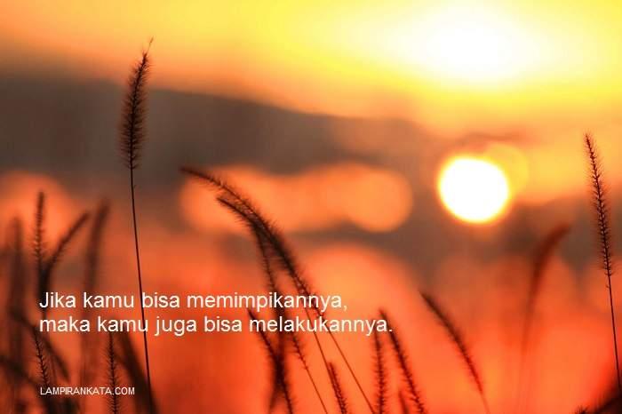 Kata-kata Mutiara Embun Pagi