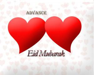 Advance Eid  Images