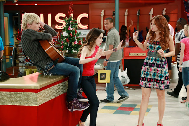 Austin & Ally, Jessie Crossover Premieres Friday Night Dec, 7th
