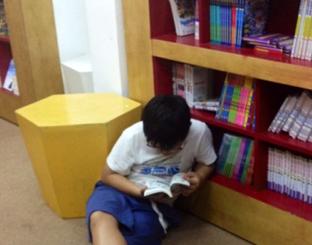 Khuyến khích trẻ em đọc sách