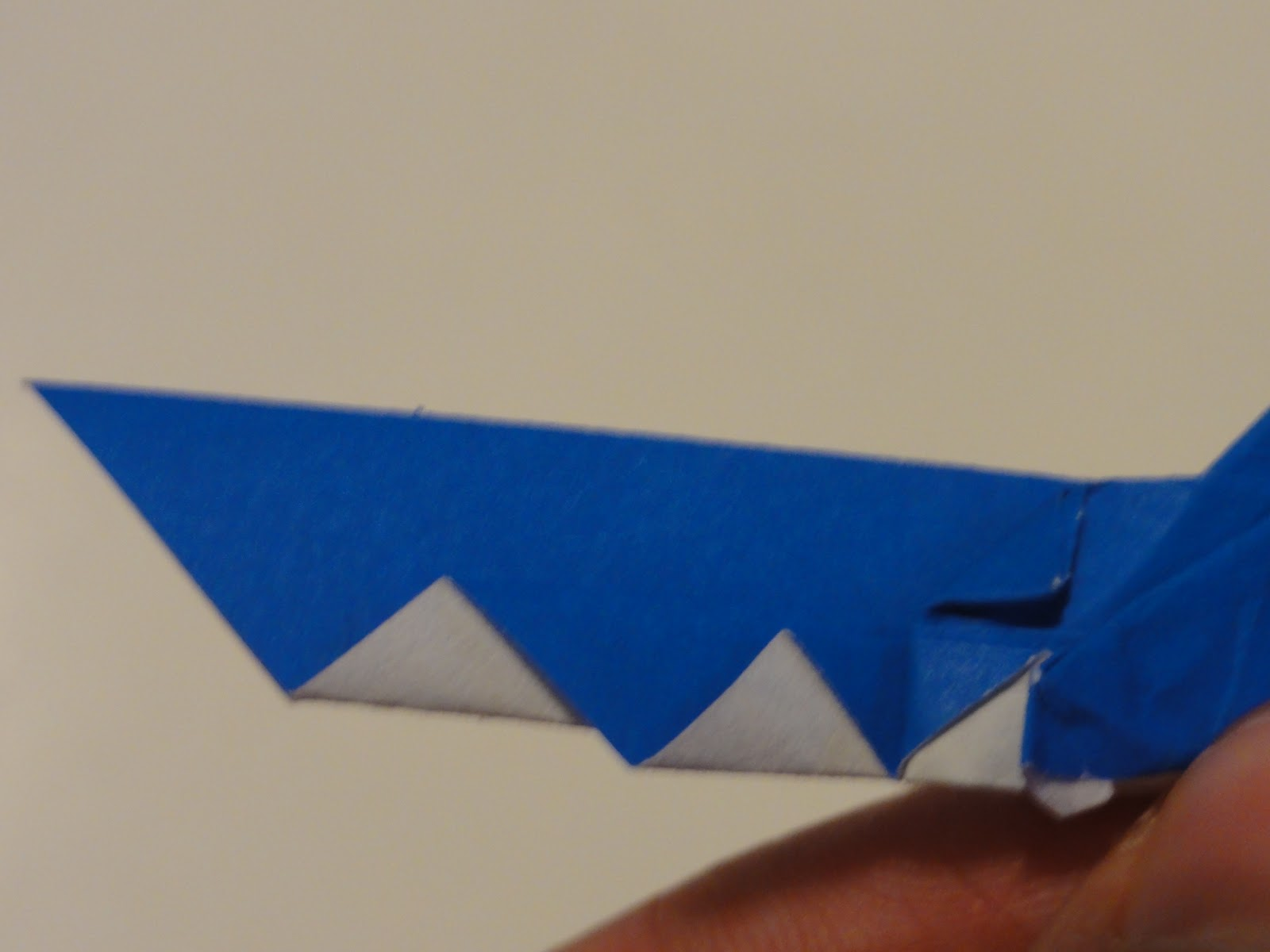 Origami Sword Directions