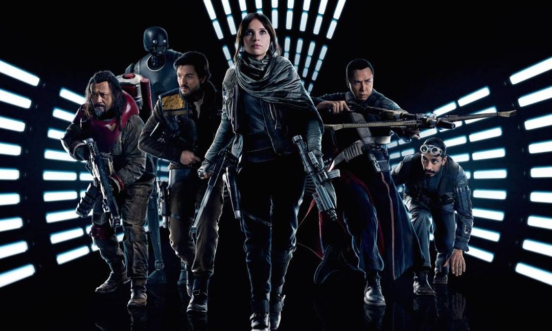 """Os Rebeldes se preparam para a batalha no vídeo e artes inéditas """"Rogue One: Uma História Star Wars"""""""
