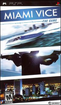 Miami Vice The Game [PSP] (ISO) Español [MEGA]