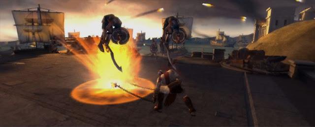 Mirip Game Seri God Of War