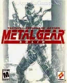 Metal Gear Solid Integral PC Game