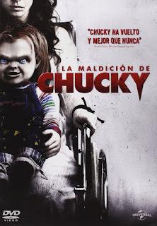 muñeco diabólico, tom holland, don machini, brad dourif, chucky, la maldición de chucky