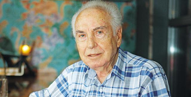 Πέθανε ο ηθοποιός Τρύφωνας Καρατζάς