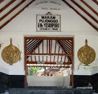 makam rng yosodipuro pengging