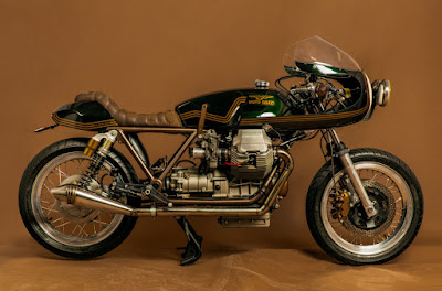 Moto Guzzi Endurance