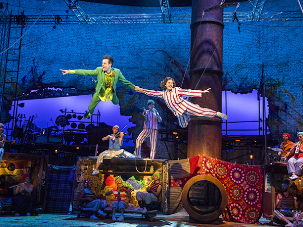 Peter Pan, National Theatre | Review